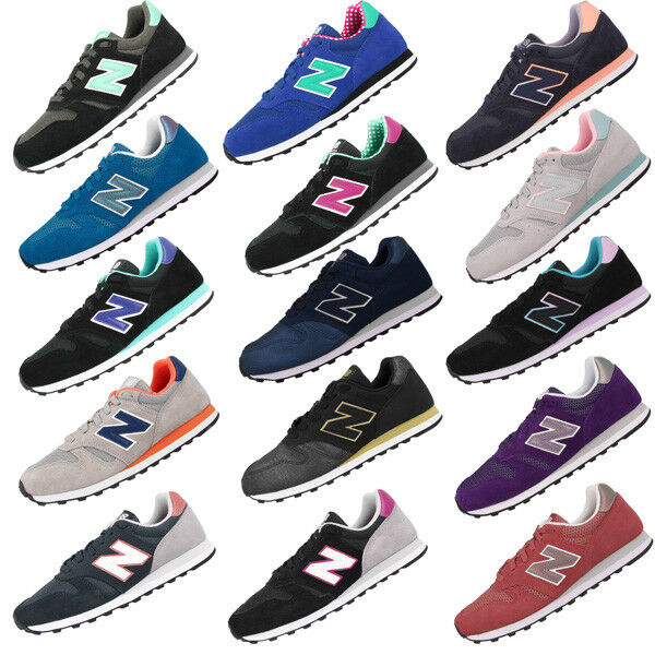 new balance wl 373 schuhe wl373 damen sneaker viele farben w373 574 410 420 554 ebay. Black Bedroom Furniture Sets. Home Design Ideas