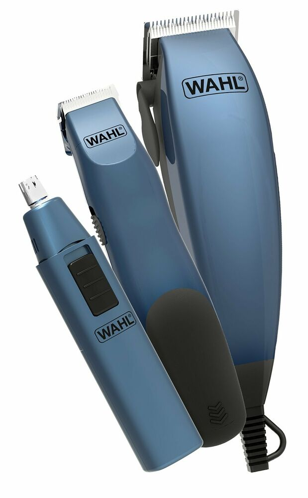 haircut machine wahl wahl complete mains hair clipper gift set beard trimmer 5223