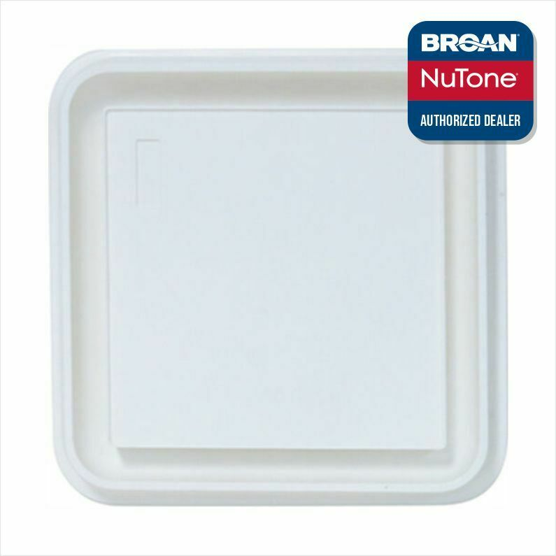 Bathroom Fan Cover Replacement Parts: Broan Nutone S97006651 663 670 675 Fan Grille Assembly