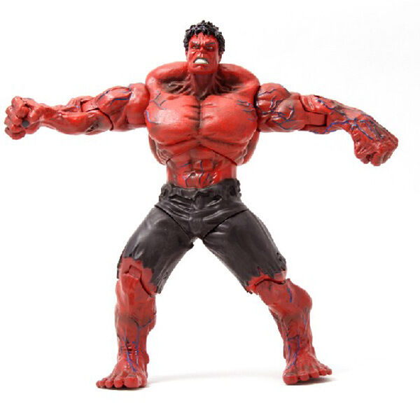 Marvel Movies The Avengers Hreoes Red The INCREDIBLE HULK ...