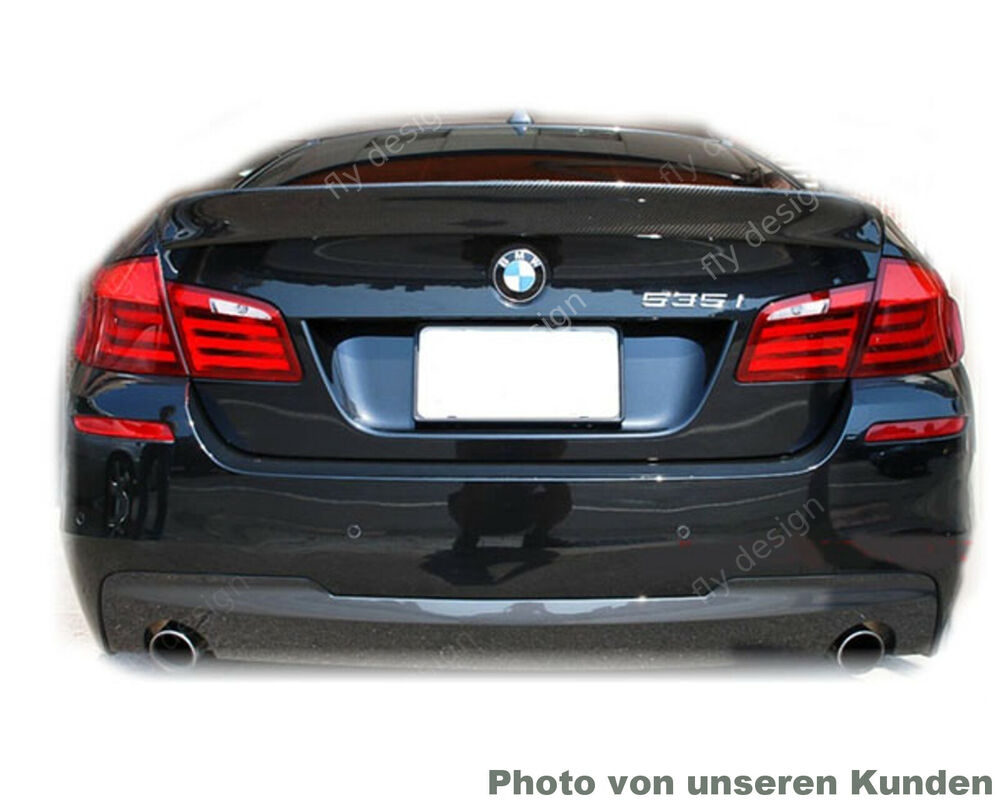 heckspoiler heckfl gel spoiler passend bmw f10 limo type. Black Bedroom Furniture Sets. Home Design Ideas