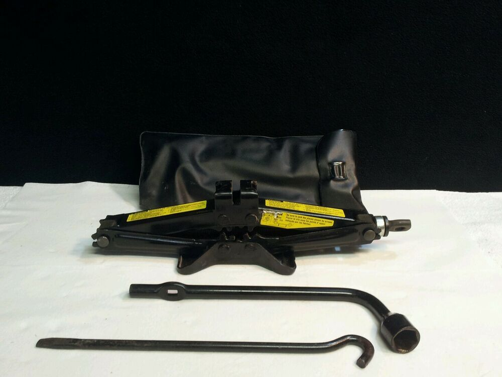 1998 nissan sentra oem spare tire jack tool kit case ebay. Black Bedroom Furniture Sets. Home Design Ideas