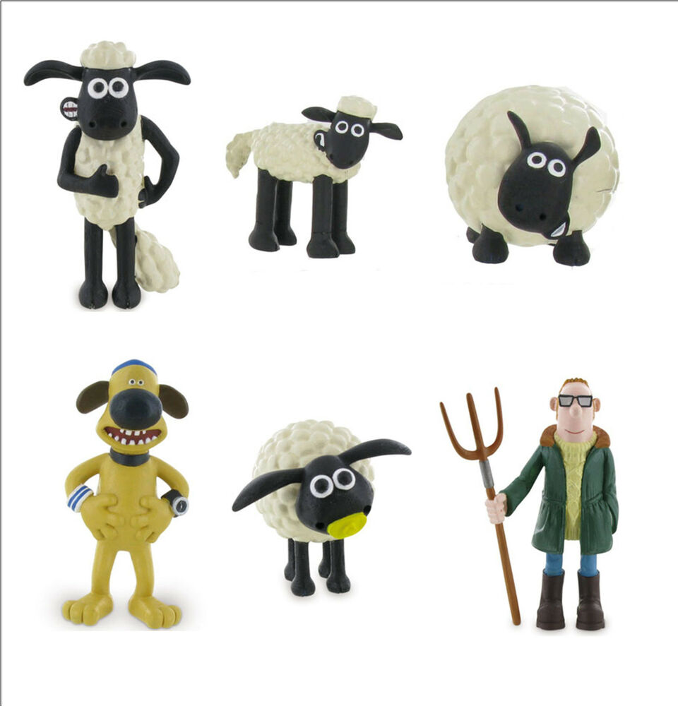Bullyland Cake Toppers