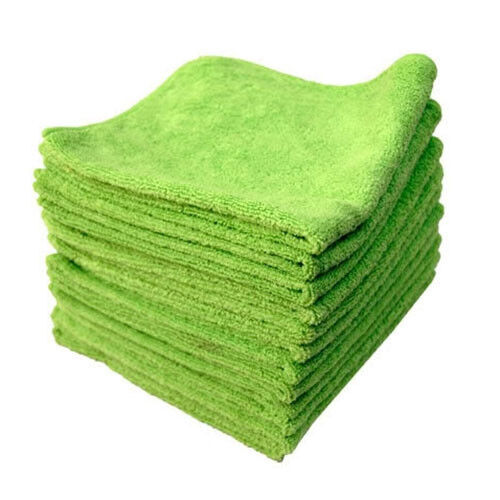 24 NEW MICROFIBER TOWELS NEW CLEANING CLOTHS BULK 16X16