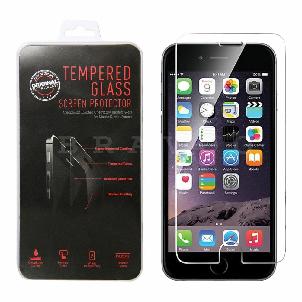 iphone glass screen protector temper glass screen protector for apple iphone 7 7plus 6s 15281