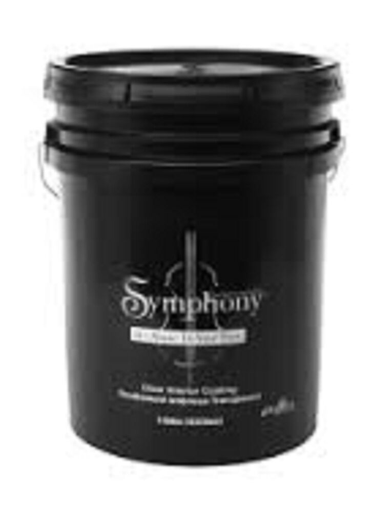 Symphony Gloss Interior Clearcoat 5 Gallon EBay