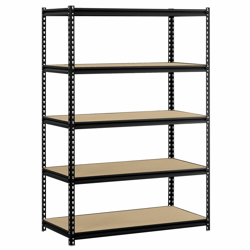 Heavy Duty Garage Storage Racks : New commercial industrial heavy duty shelf shelving rack