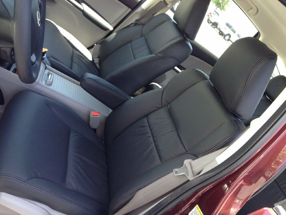 honda cr v lx ex 2012 2014 factory leather seat cover upholstery kit ebay. Black Bedroom Furniture Sets. Home Design Ideas