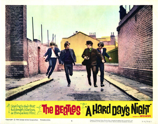 A Hard DayS Night Film Stream Deutsch