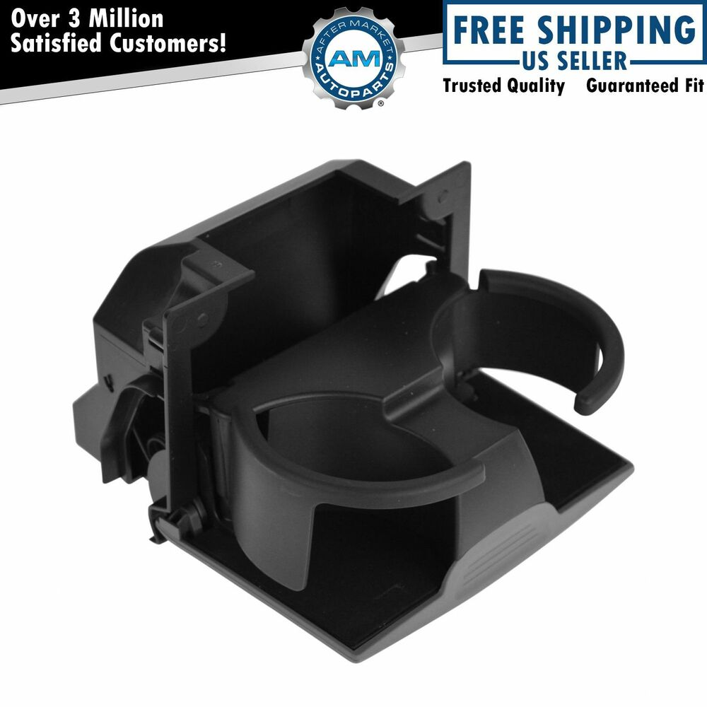 Oem Desert Cup Holder Assembly Rear For Nissan Frontier