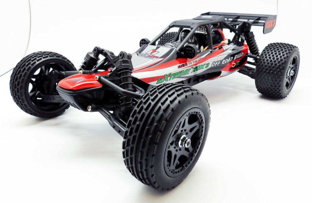 Extreme XGX-3 Off-Road Buggy and Power Truck Replacement ...