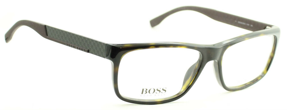 Italian Glasses Frame Company : HUGO BOSS 0643 HXF Eyewear FRAMES NEW Glasses ITALY RX ...