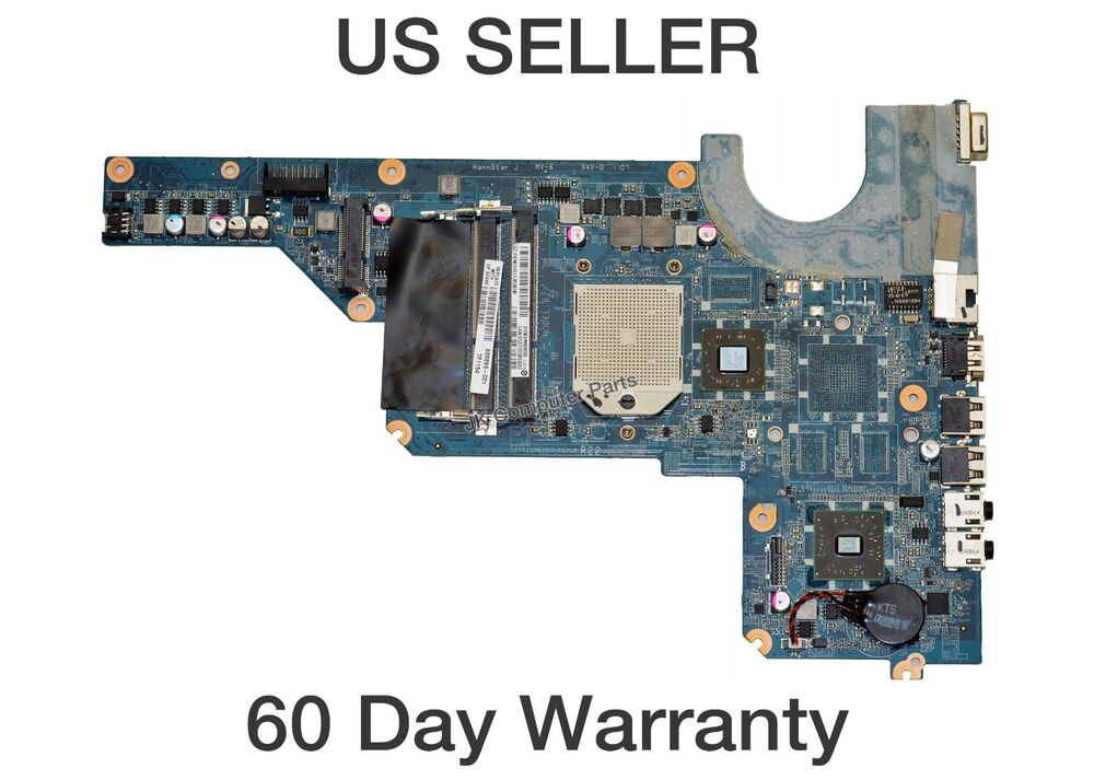 Hp Pavilion G4 G7 Laptop Motherboard 638856