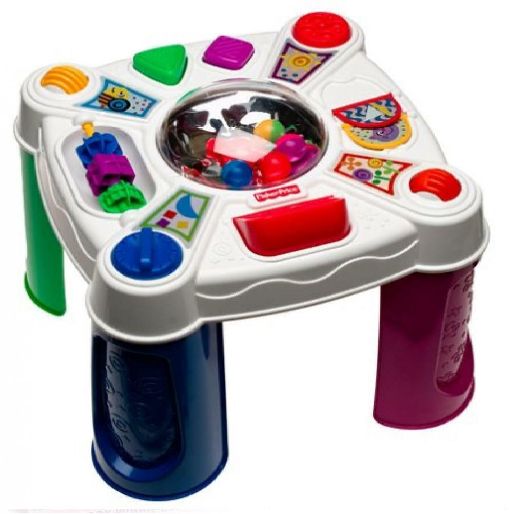 Fisher Price Activity Desk Fisher Price Baby Toddler Toy