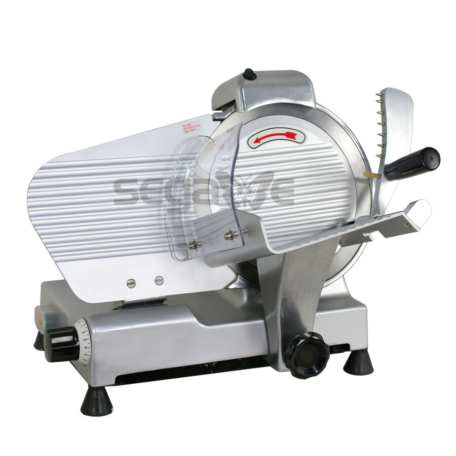 "PRO 10"" Blade Premium Meat Slicer Electric Deli Cutter"