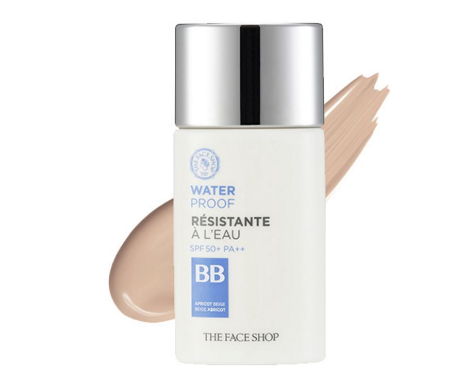 The face shop face it waterproof bb cream v203 natural for Bb shopping it