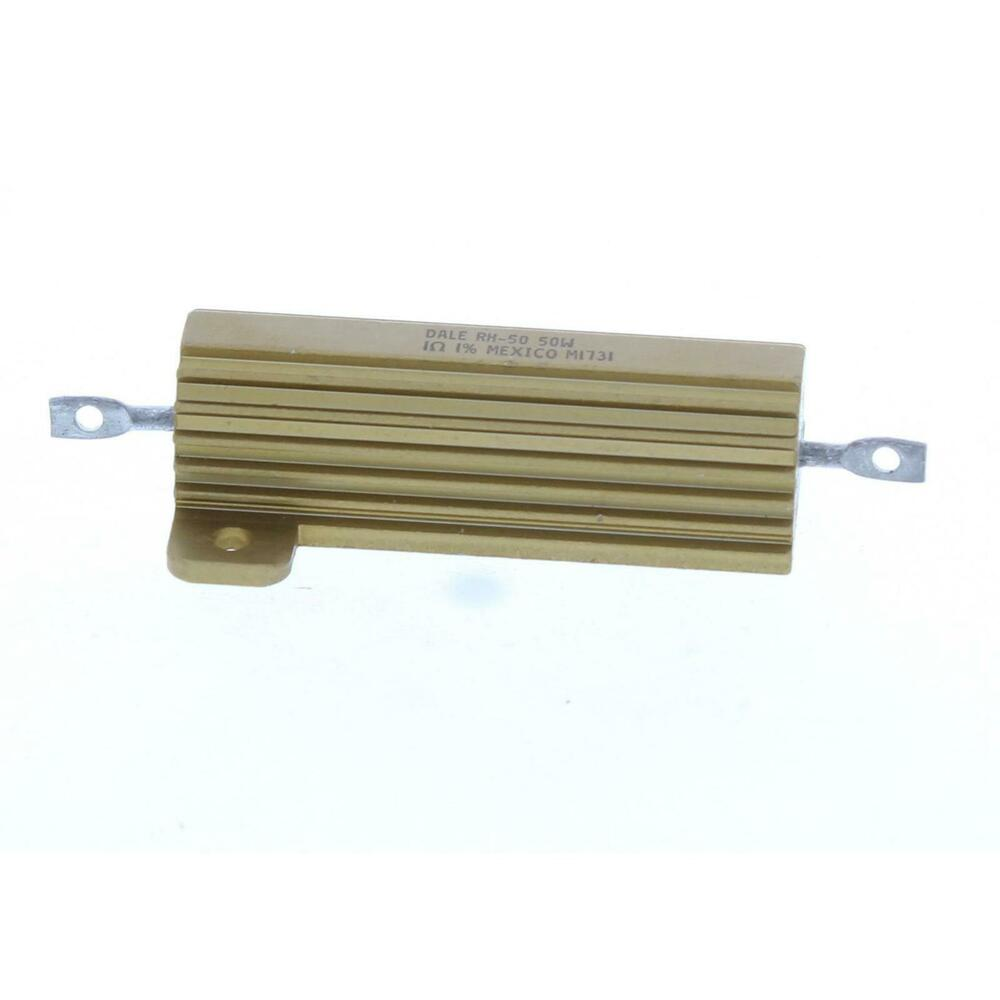 New heavy duty electric 12 volt to 6 volt reducer resistor for 12 volt electric fan motor