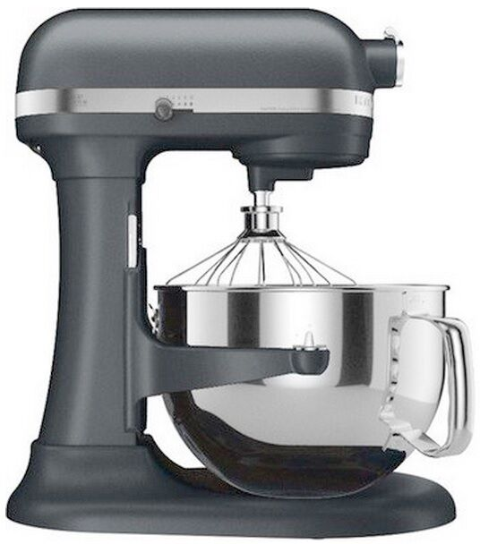 kitchenaid heavy duty pro 500 stand mixer lift ksm500psgr 5 qt imperial grey 883049123066 ebay. Black Bedroom Furniture Sets. Home Design Ideas