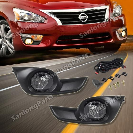 new for nissan 2013 2015 altima sedan accessory fog light. Black Bedroom Furniture Sets. Home Design Ideas