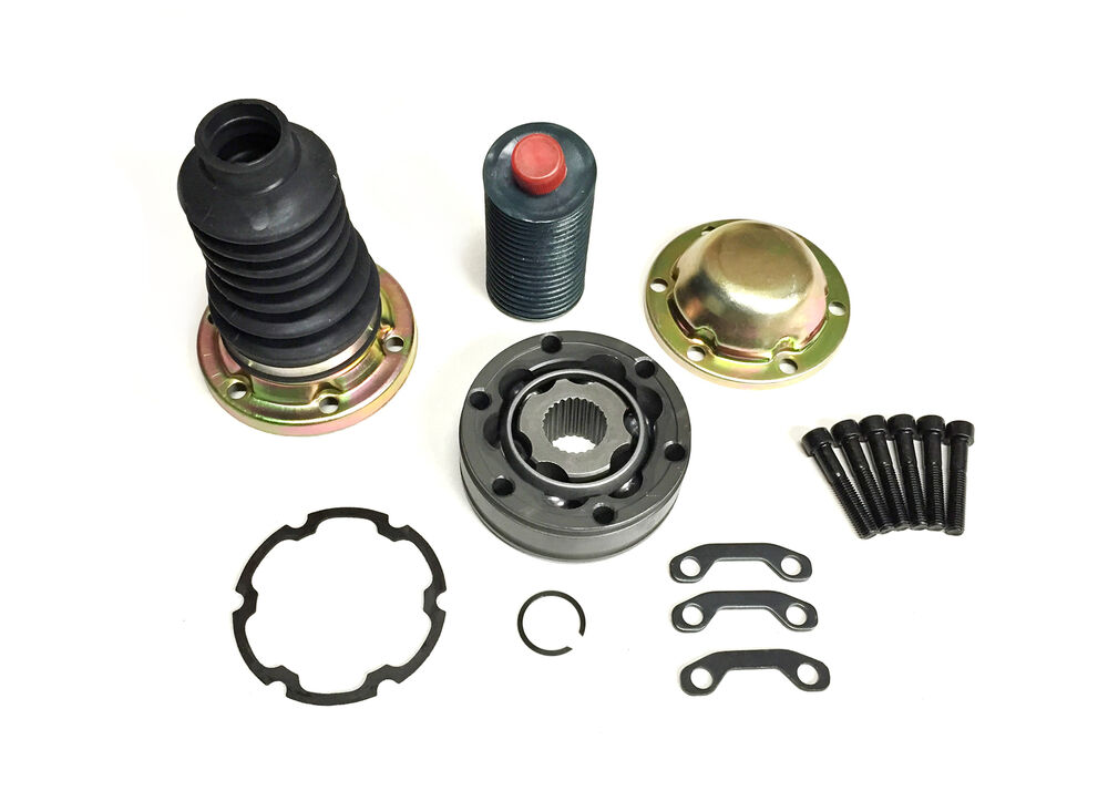 front prop shaft cv joint replacement kit  1993