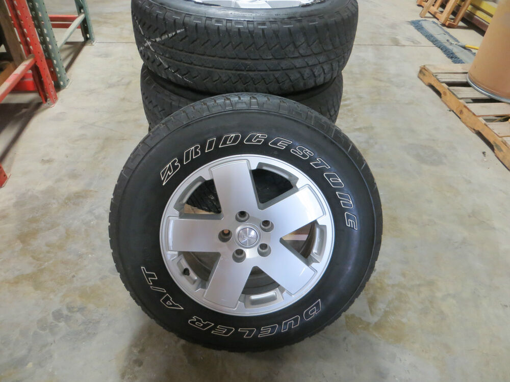 Deals on wheels and tires