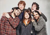 WE ARE THE IN CROWD Weird Kids PHOTO Print POSTER Best Intentions Tay Jardine 02