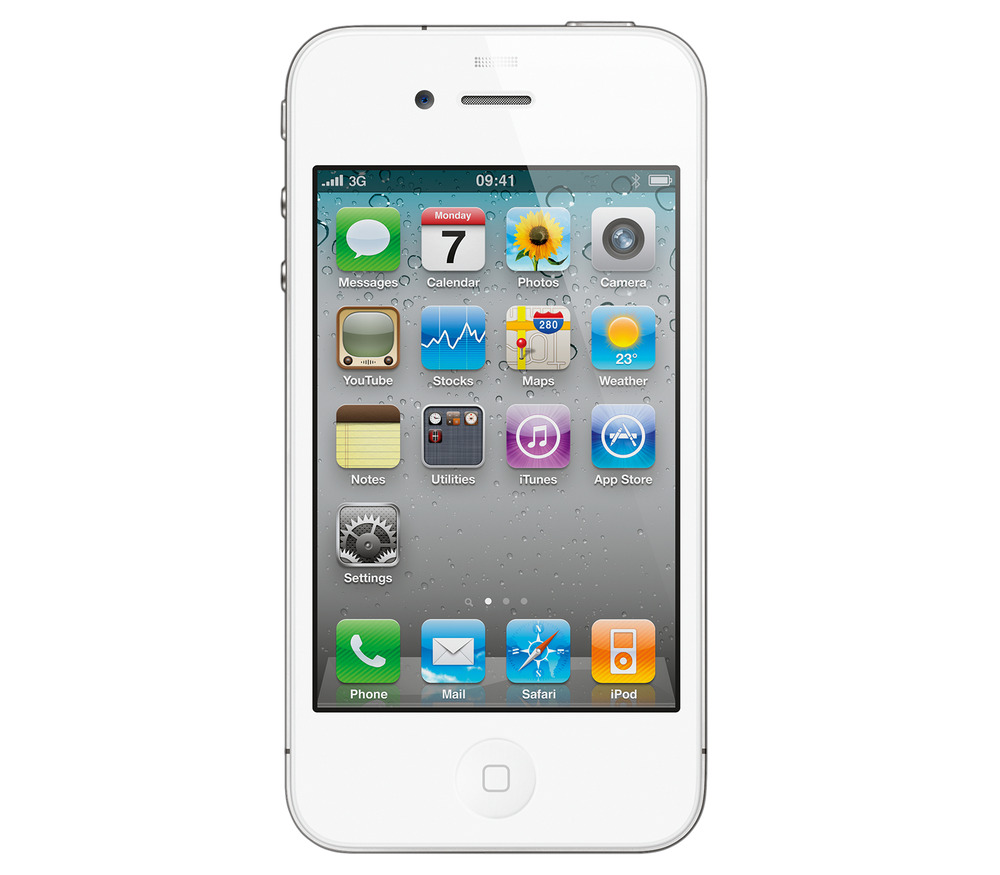 Sell Iphone S Gb White