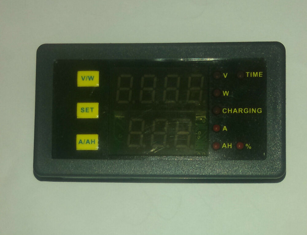 State Of Charge Battery Monitor : Dc v a voltage current capacity power charge