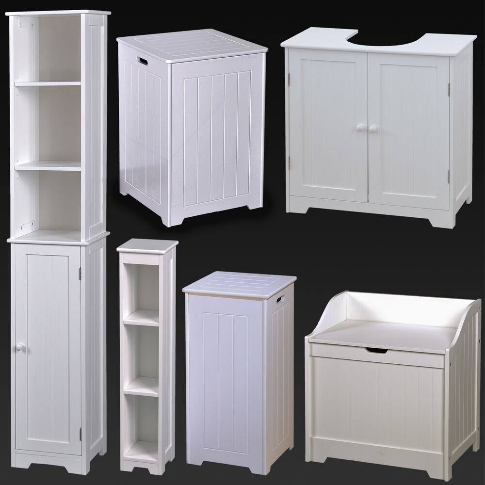 bathroom furniture shelves cabinet laundry hamper basket under sink