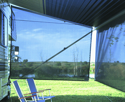 Brilliant  Wind Out Awnings Amp Sides  Motorhome Awnings  RV Awnings RV Amp Auto