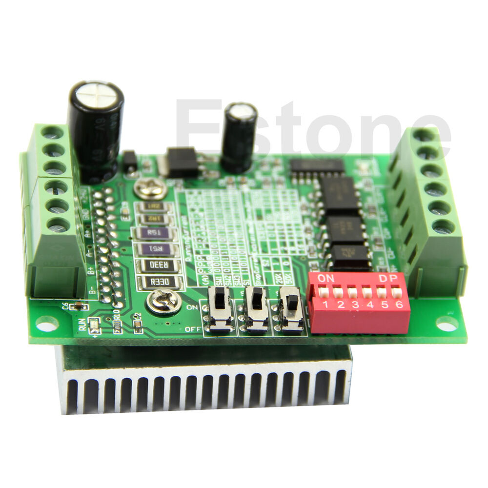 4 Axis Stepper Motor Driver