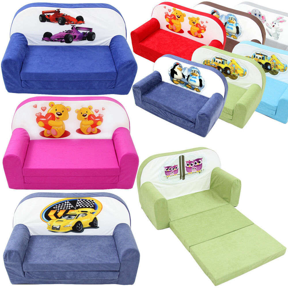 kindersofa kindersessel kinder kinderm bel klappsessel minisofa sofa 27 designs ebay. Black Bedroom Furniture Sets. Home Design Ideas
