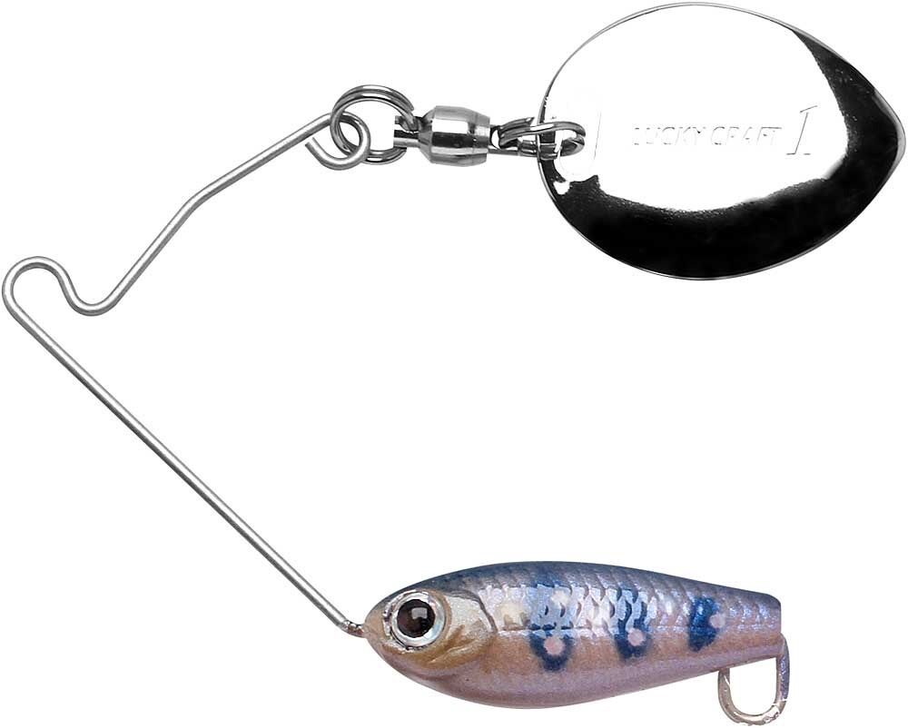 LUCKY CRAFT Area/'s 3//16-250 Chartreuse Shad