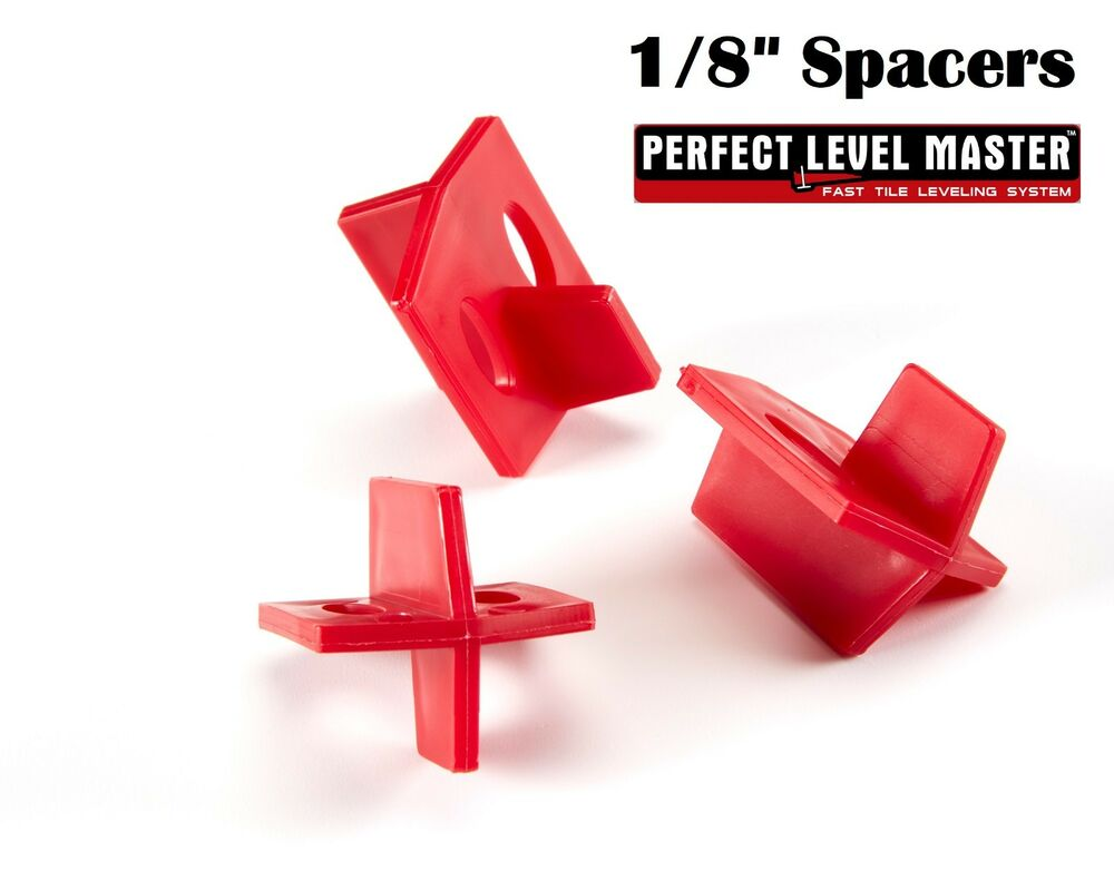 1 8 Quot Perfect Level Master Quality 3 Side Tile Spacers