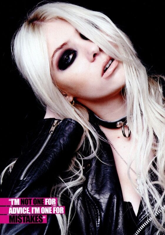 TAYLOR MOMSEN The Pretty Reckless PHOTO Print POSTER Going ... Taylor Momsen Posters