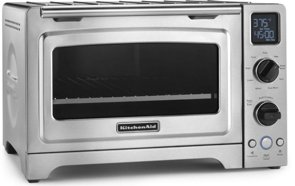 Kitchenaid Digital Stainless Steel Convection Oven Rr
