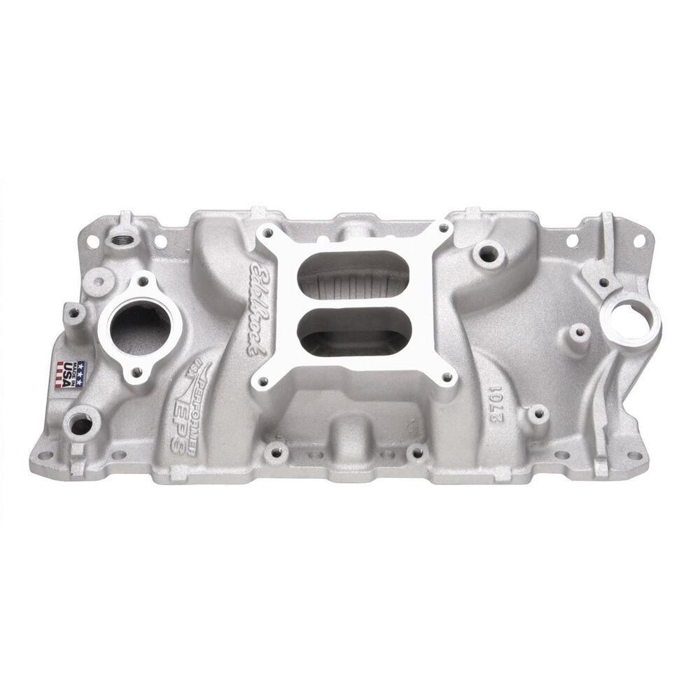 Edelbrock 2701 Performer EPS SBC 350 Small Block Chevy