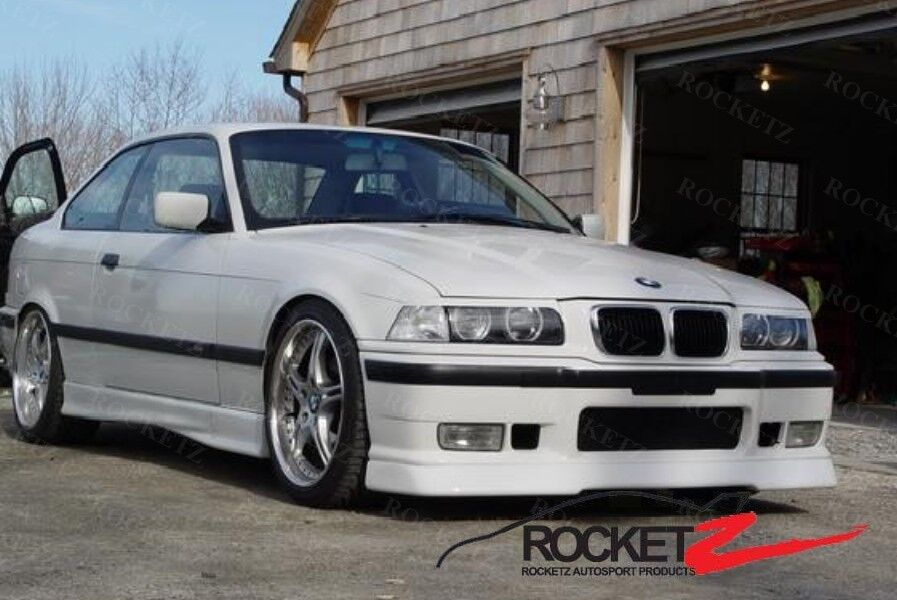 92 98 bmw e36 318 323 325 328 euro rg style front lip for. Black Bedroom Furniture Sets. Home Design Ideas