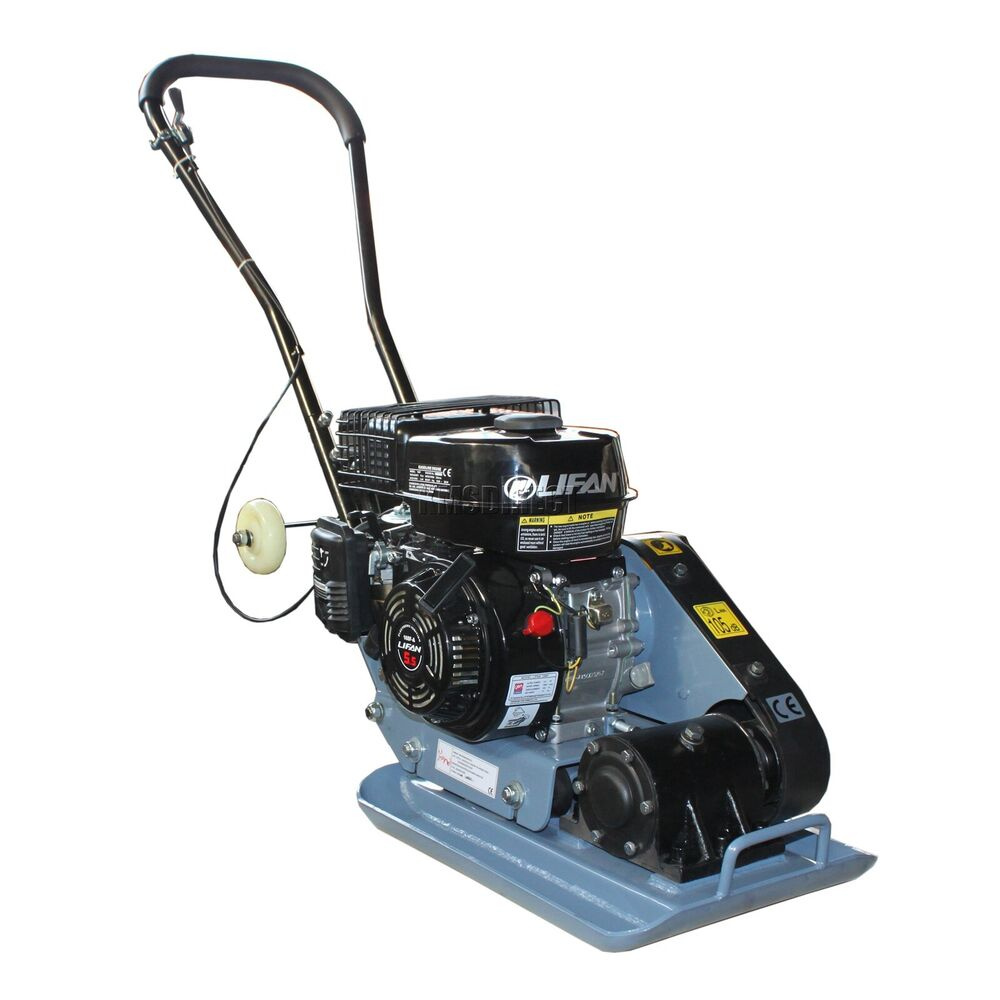 Commercial Compactor Wheel : Switzer petrol compactor compaction plate hp hs with