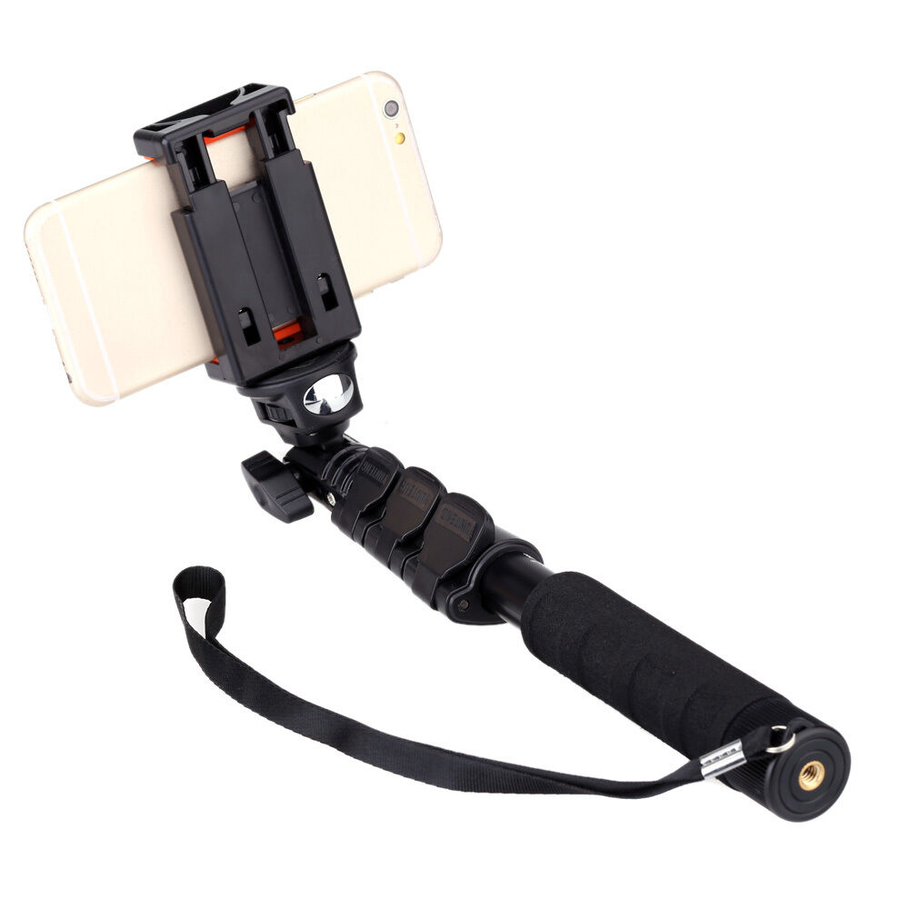 iphone tripod adapter c 088 extendable handheld tripod monopod adapter self held 7036