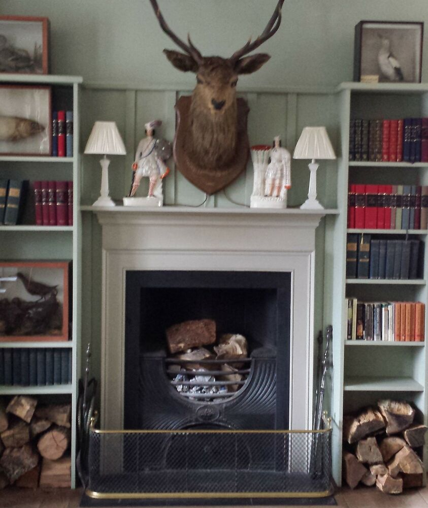 georgian fireplace ebay