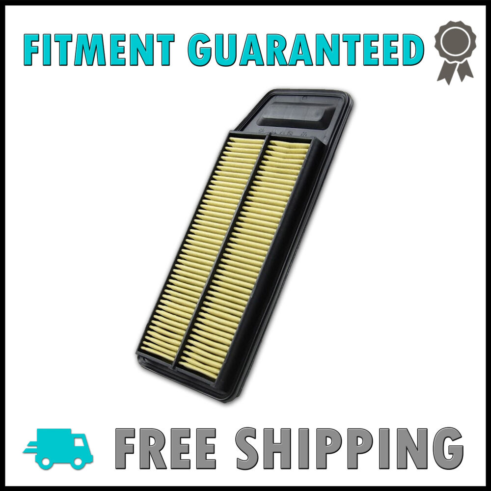 New NanoFlo Engine Air Filter For 2003-2007 Honda Accord