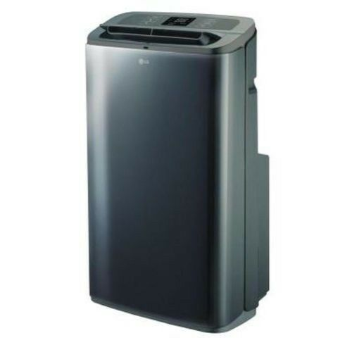 Lg lp1213gxr 12 000 btu portable air conditioner w for 12 000 btu window air conditioner with heat