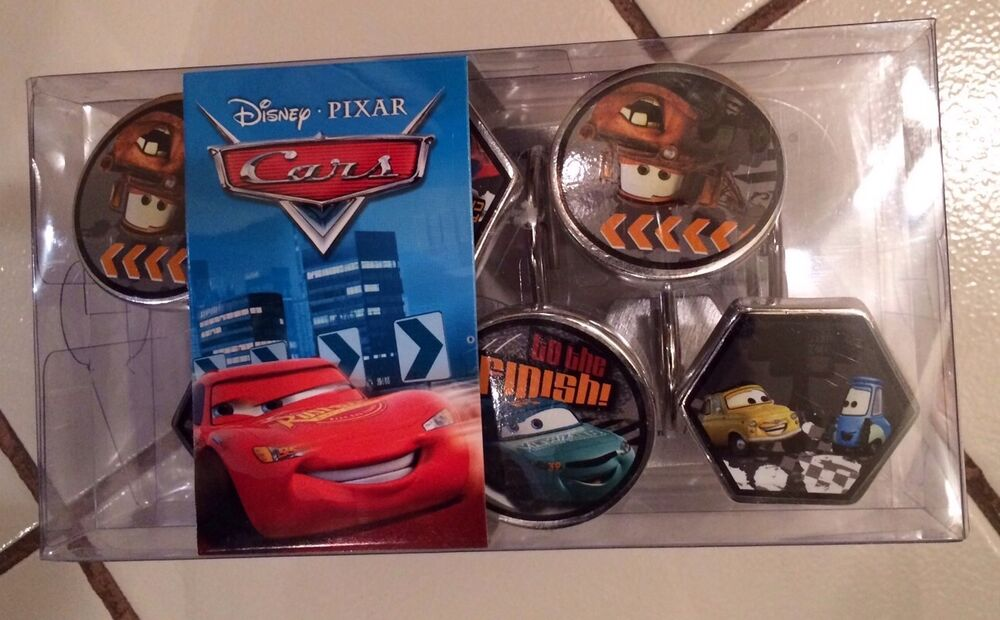 Cars bathroom set