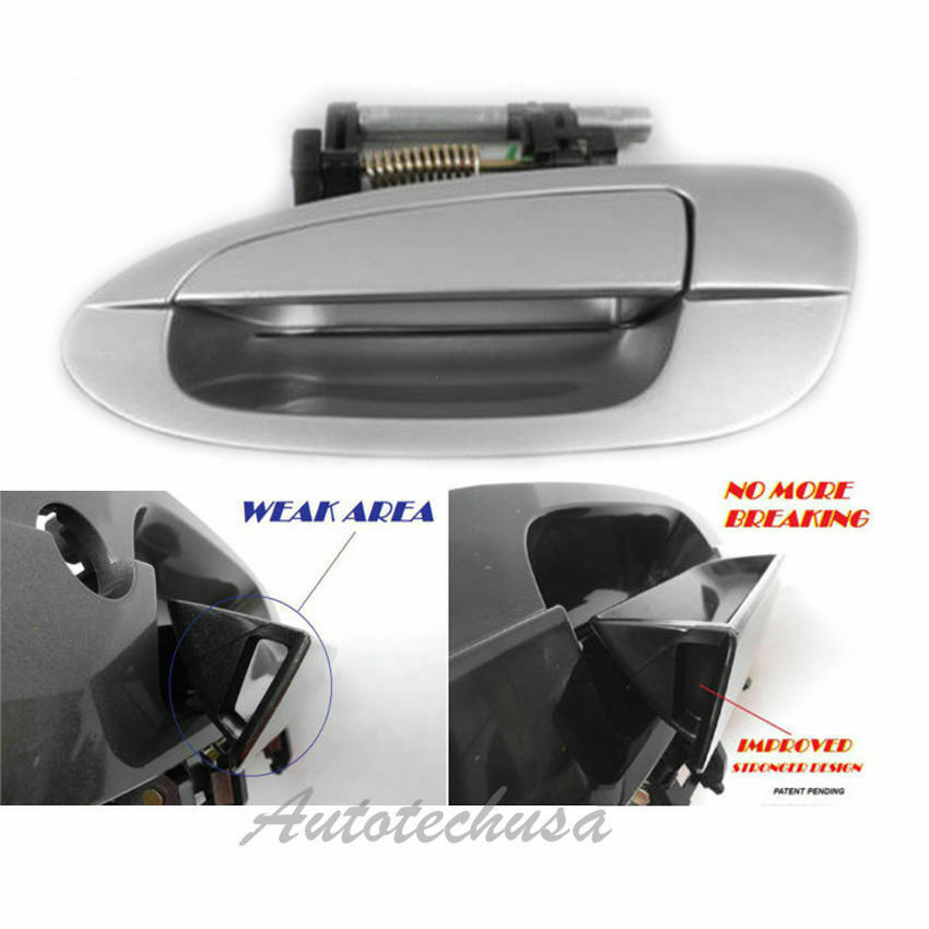 B3769 for 02 06 nissan altima outside door handle rear for 02 nissan altima door handle