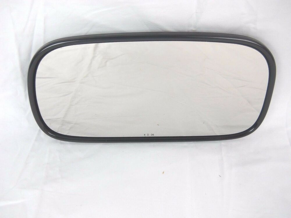 BUICK LUCERNE CADILLAC DTS LH DRIVERS SIDE MIRROR GLASS