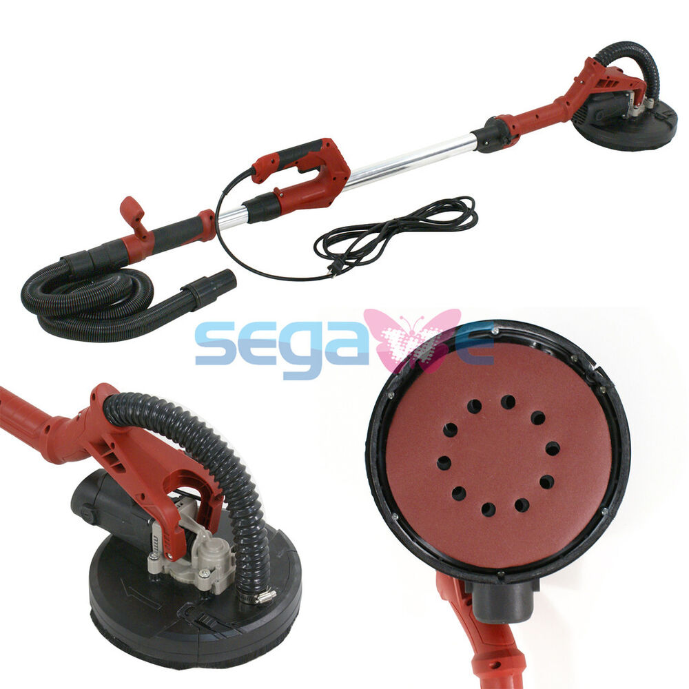 Drywall Sander 710W Commercial Electric Adjustable