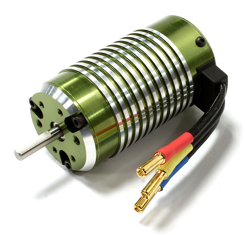 C25134 inrunner brushless motor 4274 size 1800kv 5mm shaft for Brushless motors for sale