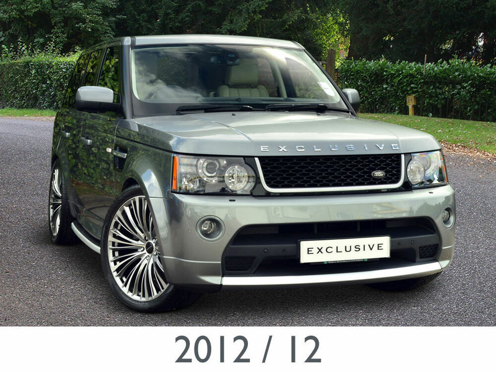 2012 12 land rover range rover sport 3 0 tdv6. Black Bedroom Furniture Sets. Home Design Ideas