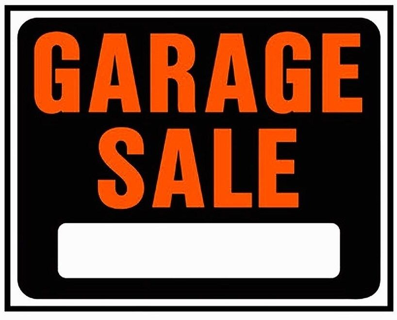 Garage Sale Sign 8 X 12 Fluorescent Orange Plastic Yard Make Your Own Beautiful  HD Wallpapers, Images Over 1000+ [ralydesign.ml]